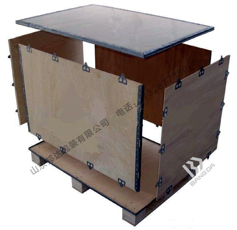 围板箱、卡板箱和KLT料箱体系在汽车零部件包装的应用