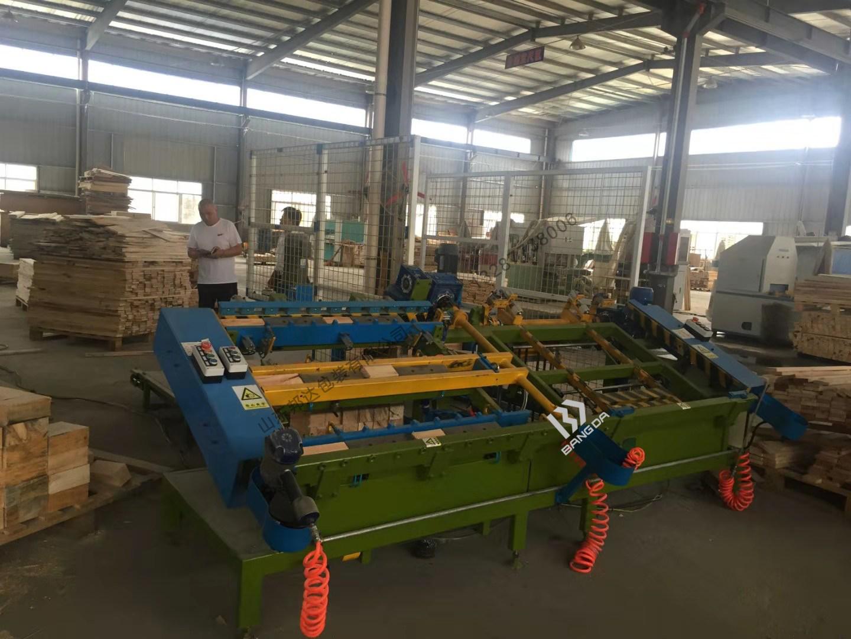 山东塑料托盘的生产过程