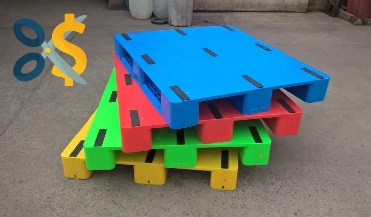 聚乙烯聚合物制托盘冷库塑料托盘厂家
