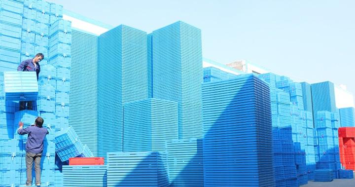 山东塑料托盘厂家分析塑料托盘之间的价格差!