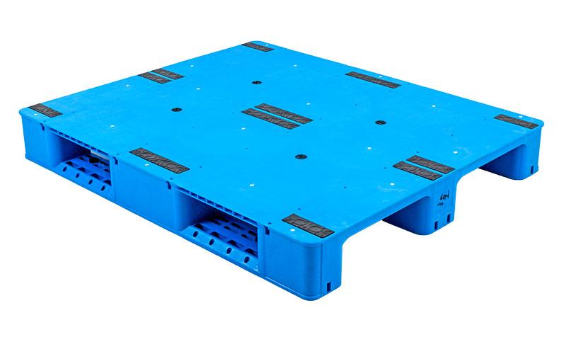 1210川字平板塑料托盘