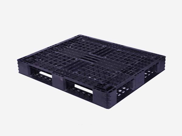 济南托盘厂家:关于一次性出口塑料托盘颜色问题