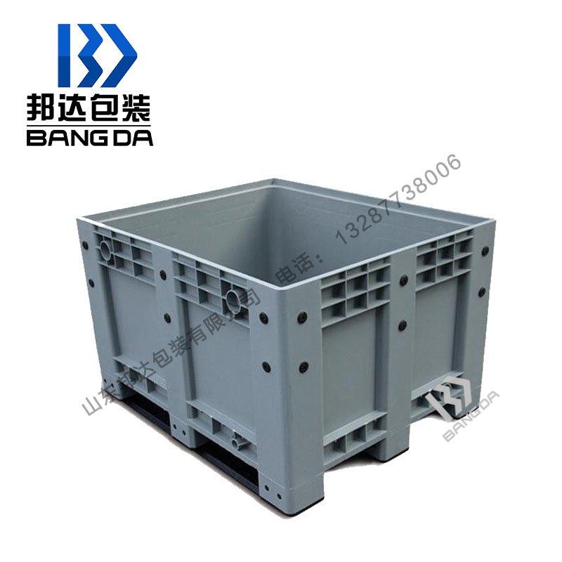塑料卡板箱的分类与应用