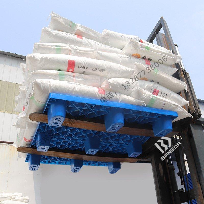 山东塑料托盘厂家:怎么样选购塑料托盘?