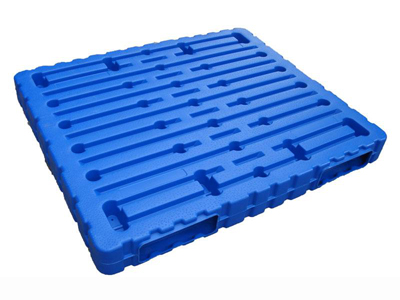 吹塑托盘为什么安装防滑垫?
